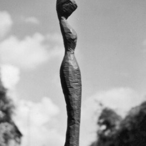 THE OBSERVORY, cast iron, H 42 cm, 2008