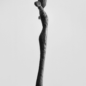DEVOTION, bronze, edition 7, H 100 cm, 2009